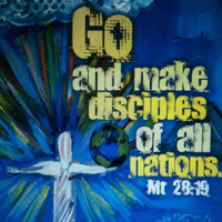 Artwork by Liesl Long for Goodness Reigns
